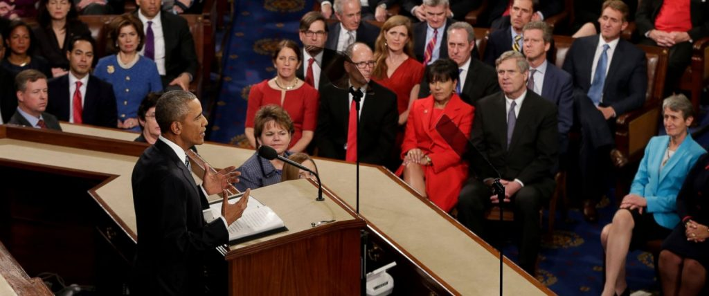 Obama State of the Union 2016