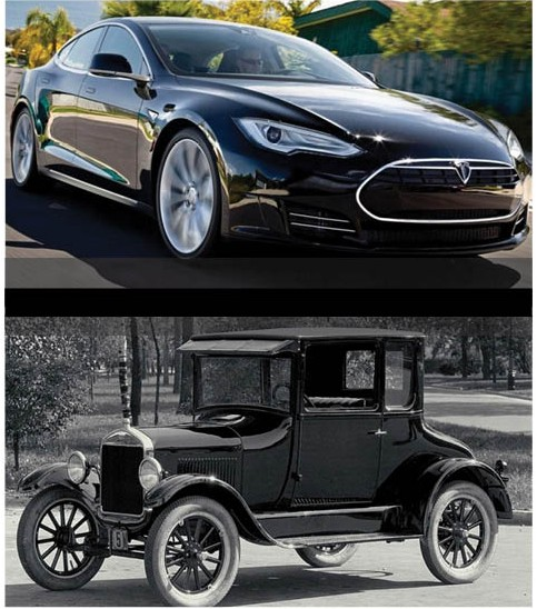 Tesla Model 3 Wallpaper Iphone: What Tesla Model 3 And Ford Model T Have In Common