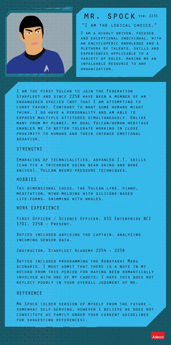 spock-resume