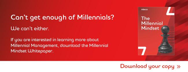 Download our Millennial Mindset Whitepaper.