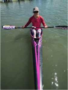 Learn about the Canoe Sprint with Maggie Hogan, Part 1