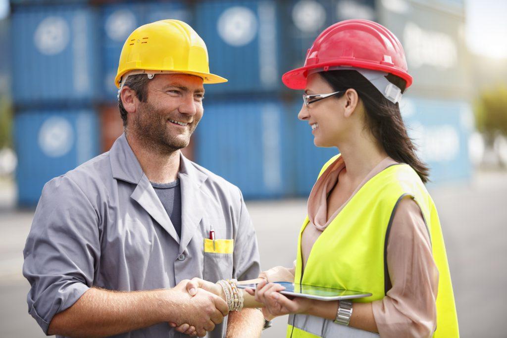Commercial docks intern