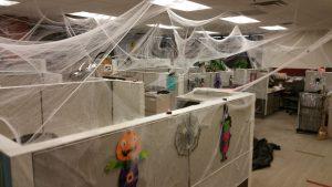 halloween at work