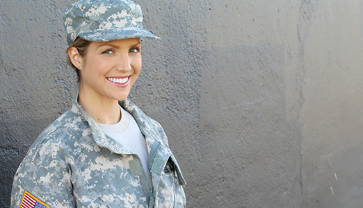 Female Veteran